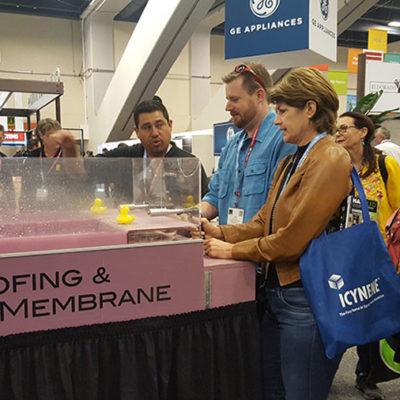 Omega Products International tradeshow pcbc